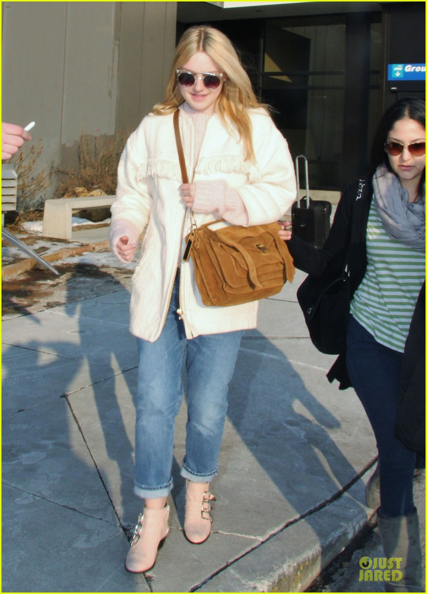 dakota fanning very good girls sundance premiere 18
