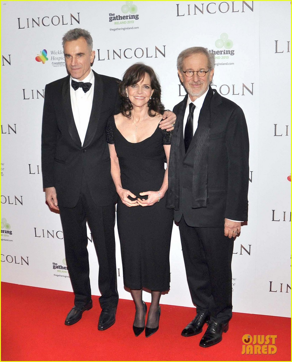 sally field daniel day lewis european lincoln premiere 072795574
