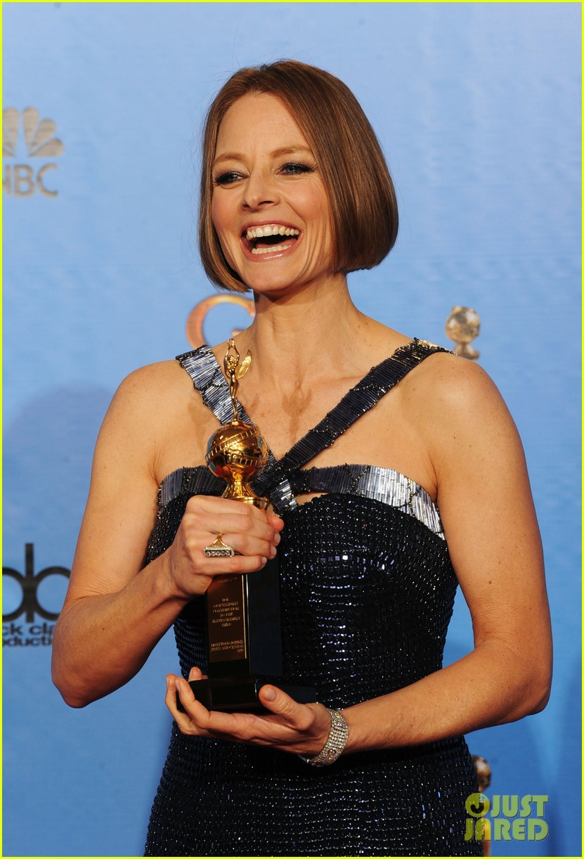 jodie foster coming out speech at golden globes 022791843