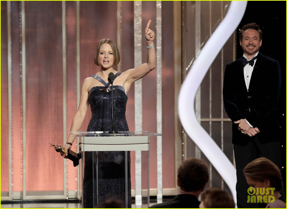 jodie foster coming out speech at golden globes 052791846