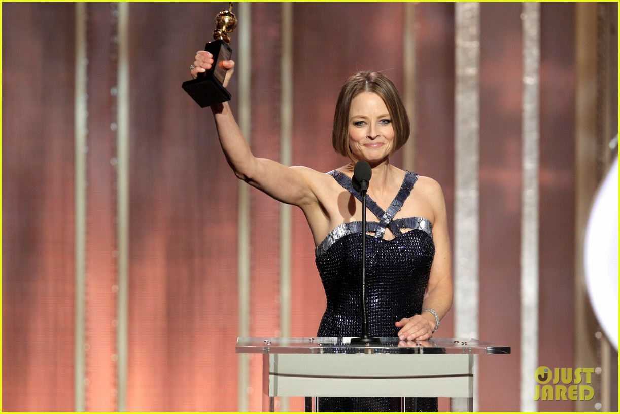 jodie foster coming out speech at golden globes 09