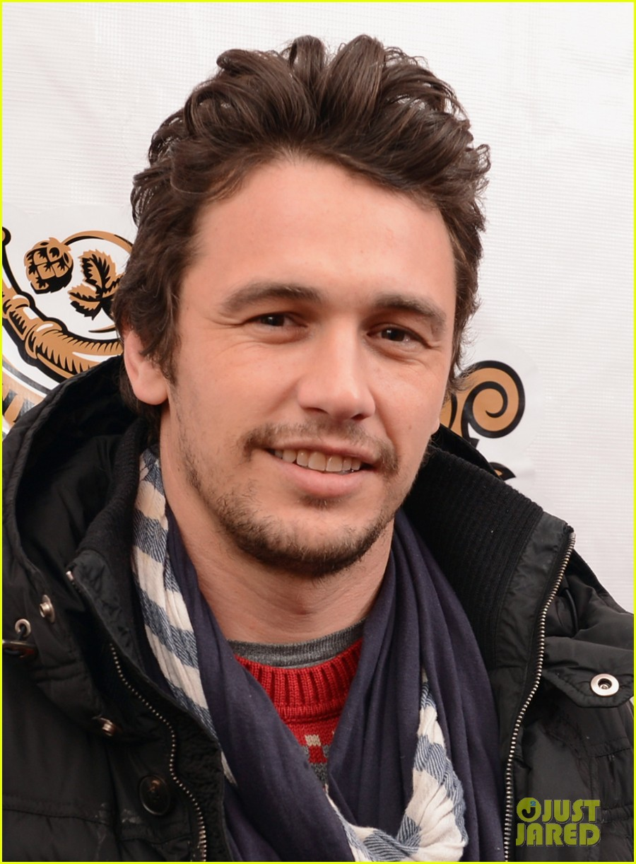 james franco sundance dinner 02