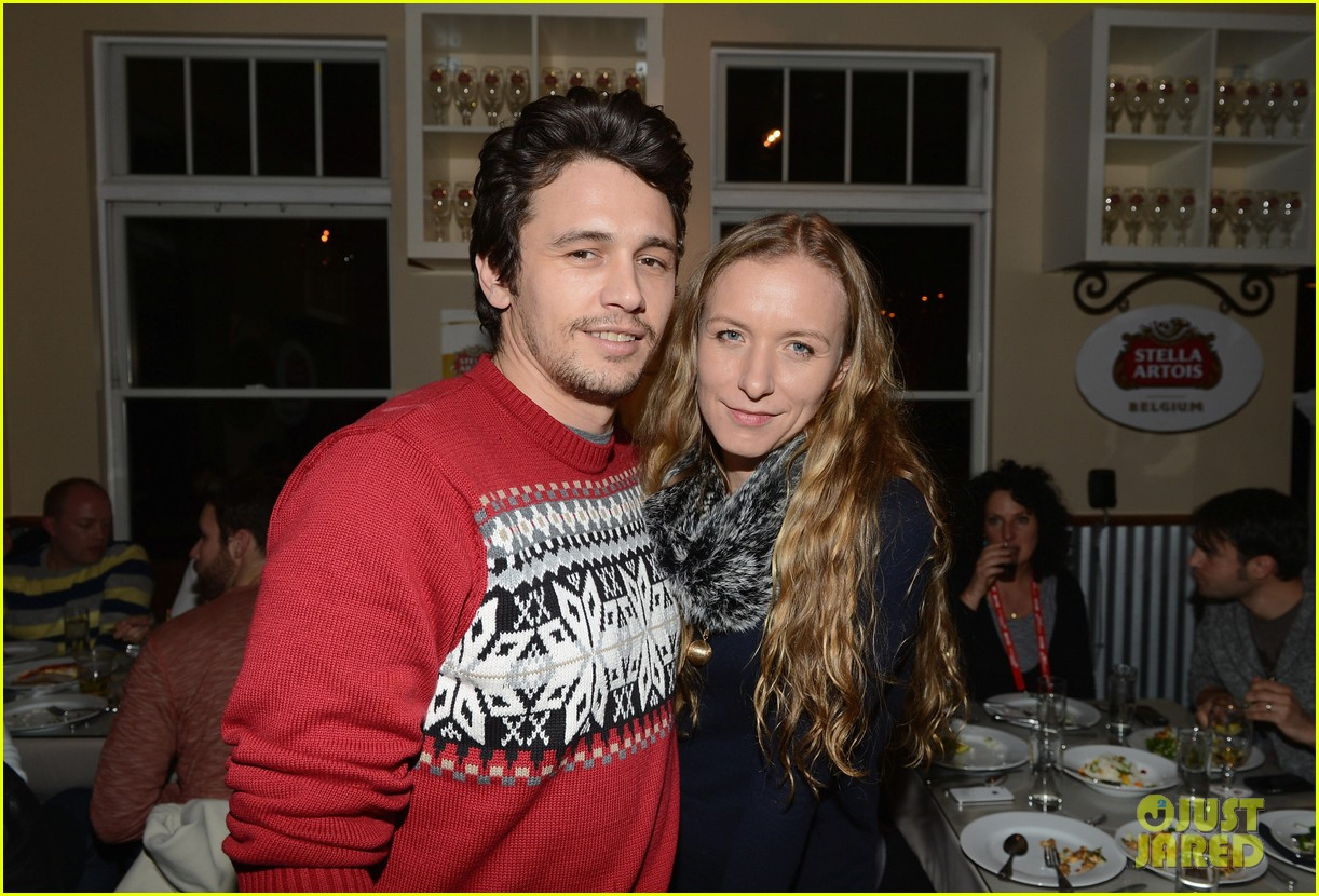james franco sundance dinner 042795151