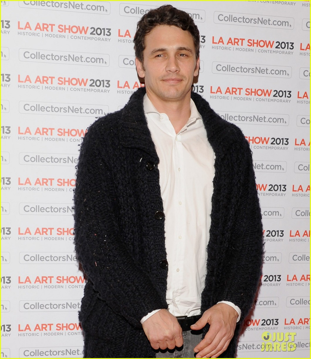 james franco la art show opening night premiere party 012797826