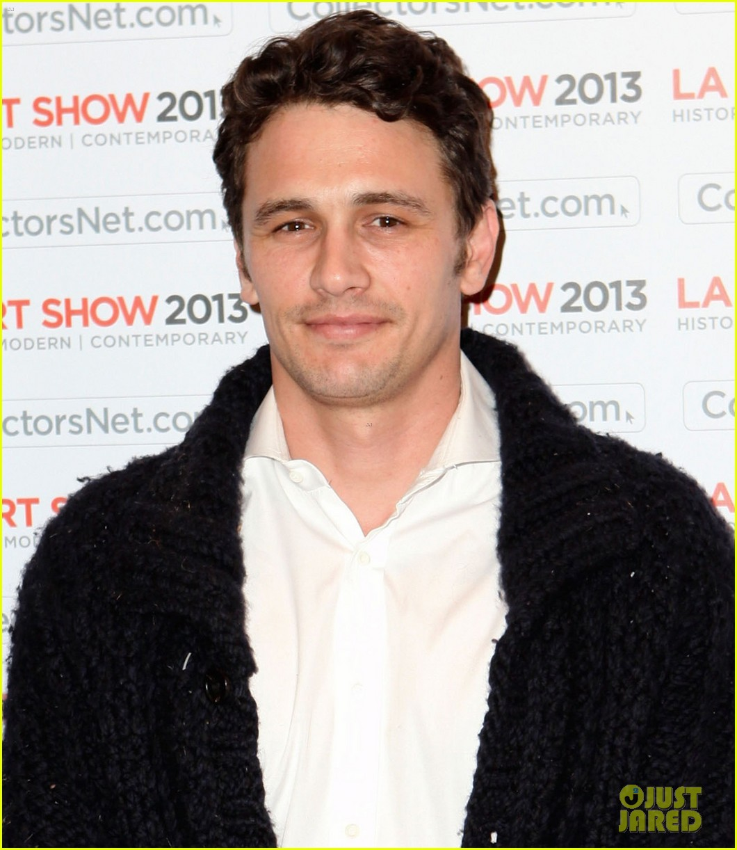 james franco la art show opening night premiere party 04