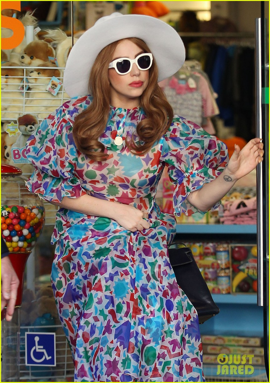 lady gaga colorful kitson kids shopper 07