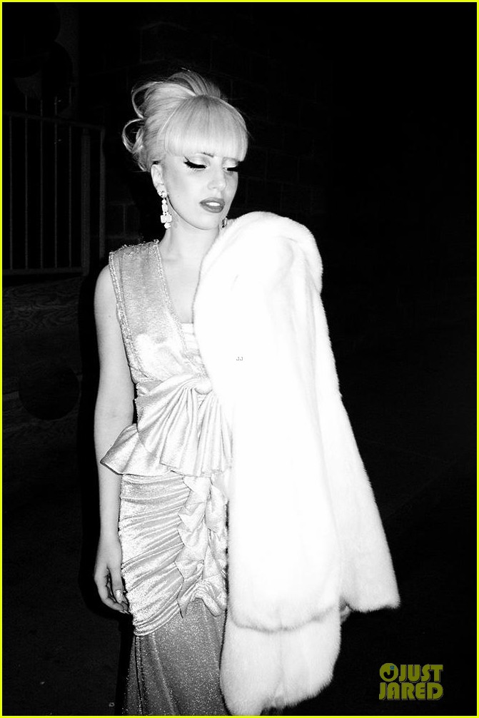 lady gaga born this way ball pre concert party 052798835