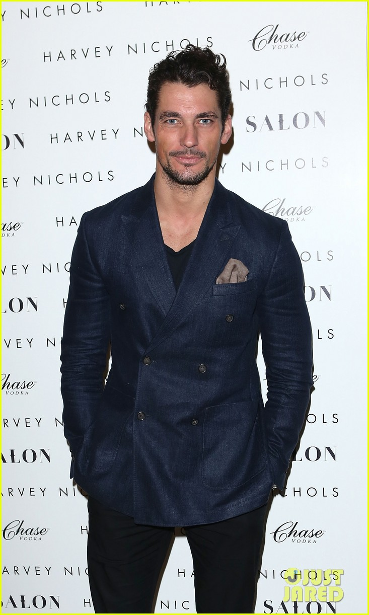 david gandy london collections men shows 062786296