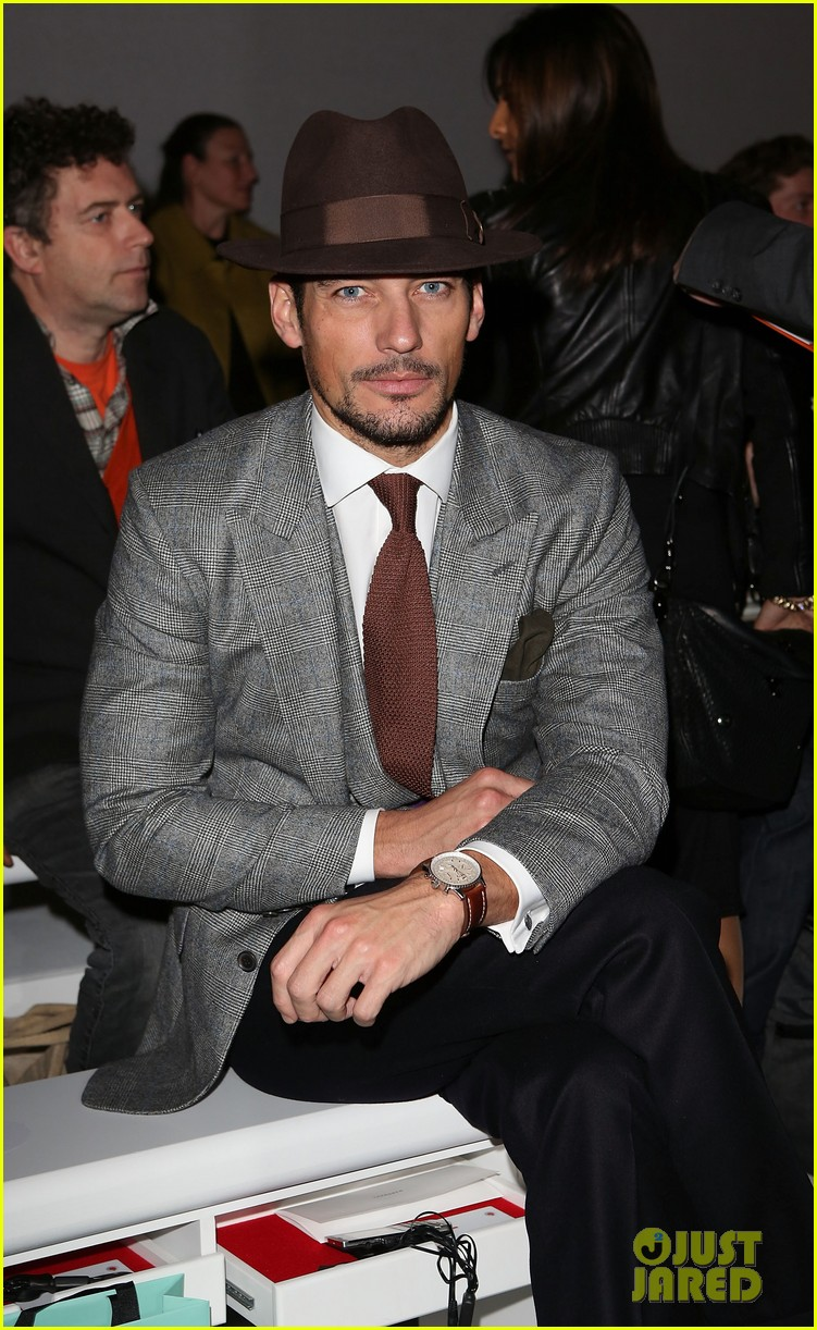 david gandy london collections men shows 082786298