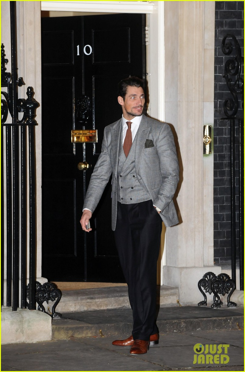 david gandy london collections men shows 122786302