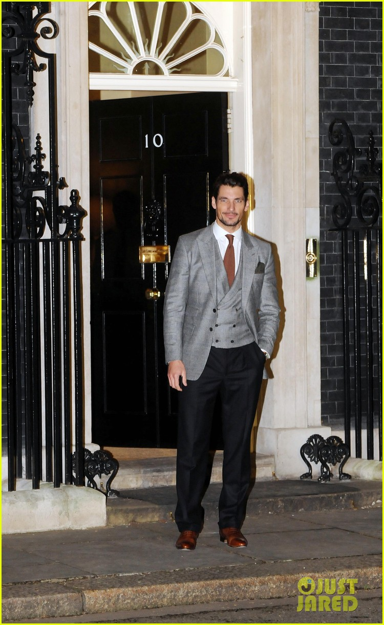 david gandy london collections men shows 132786303