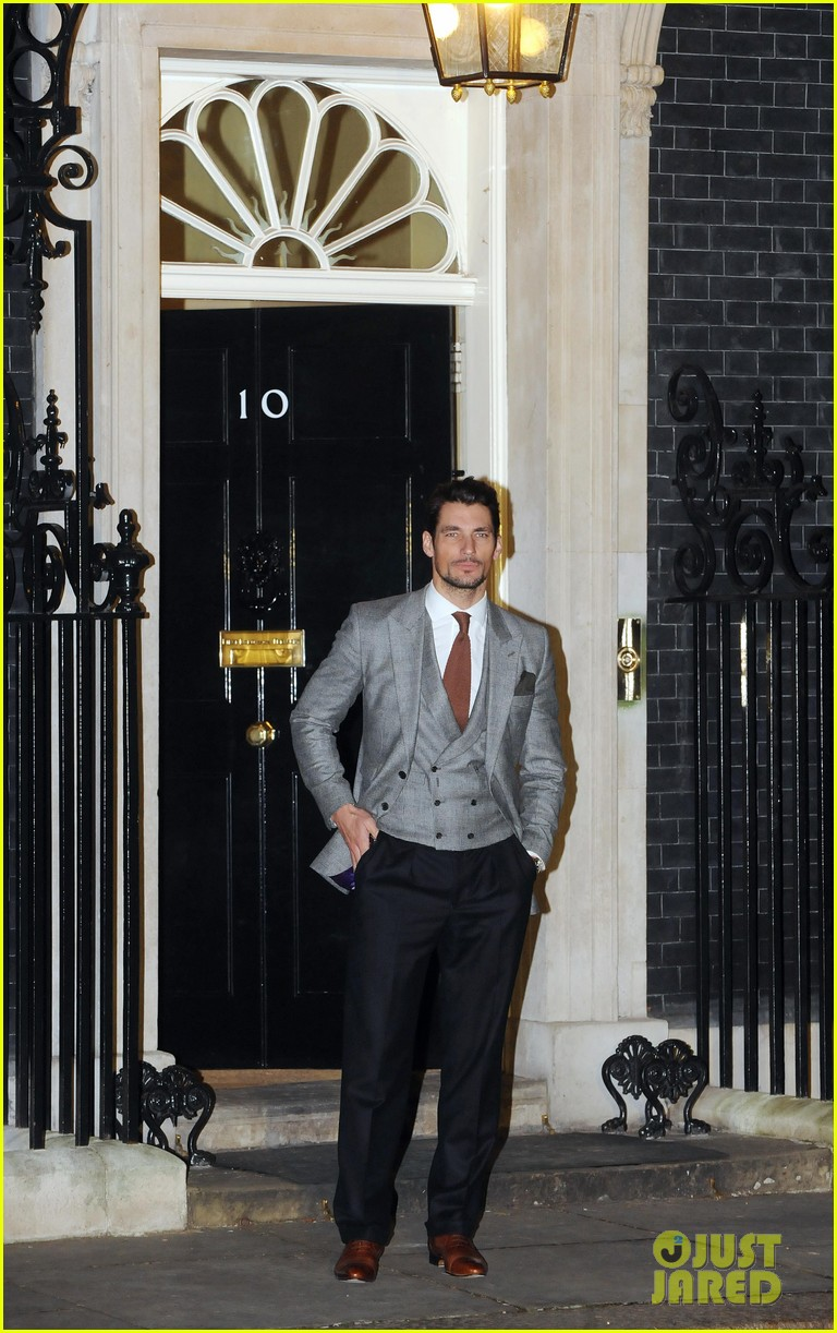david gandy london collections men shows 142786304