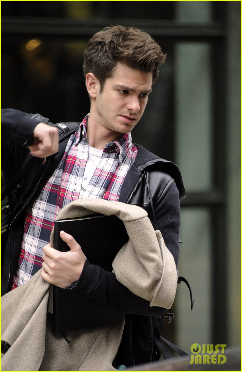 andrew garfield instant chemistry with emma stone 012790662