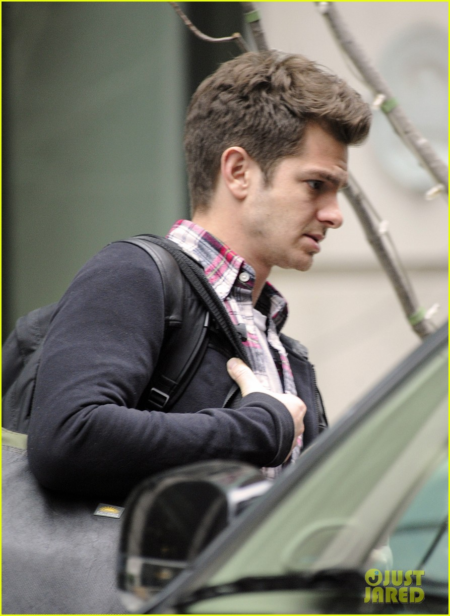 andrew garfield instant chemistry with emma stone 062790667