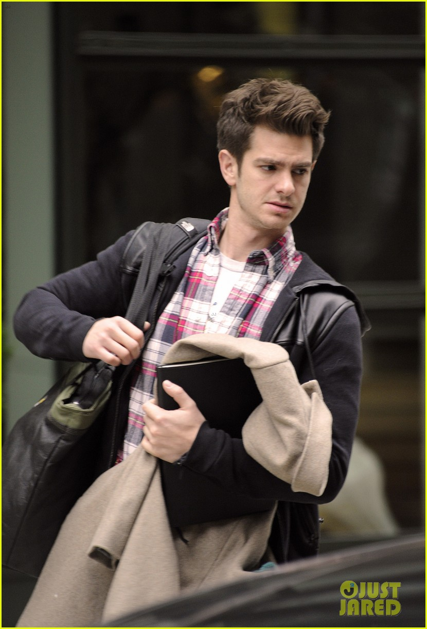 andrew garfield instant chemistry with emma stone 072790668