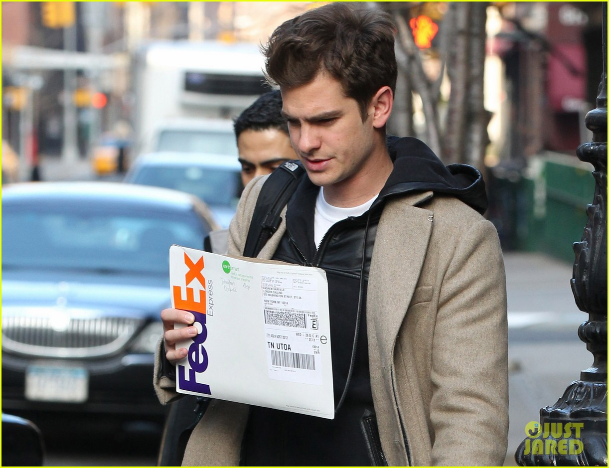 andrew garfield spider man sequel begins filming soon 042787428