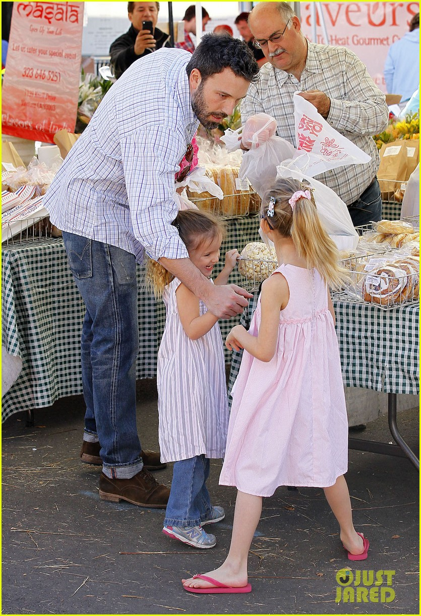 jennifer garner ben affleck weekend outings with the girls 132796351