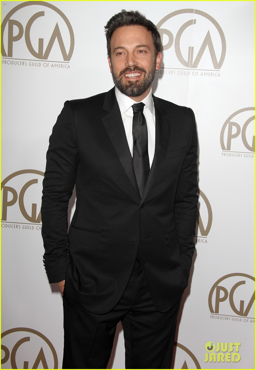 jennifer garner ben affleck pgas carpet 202799211