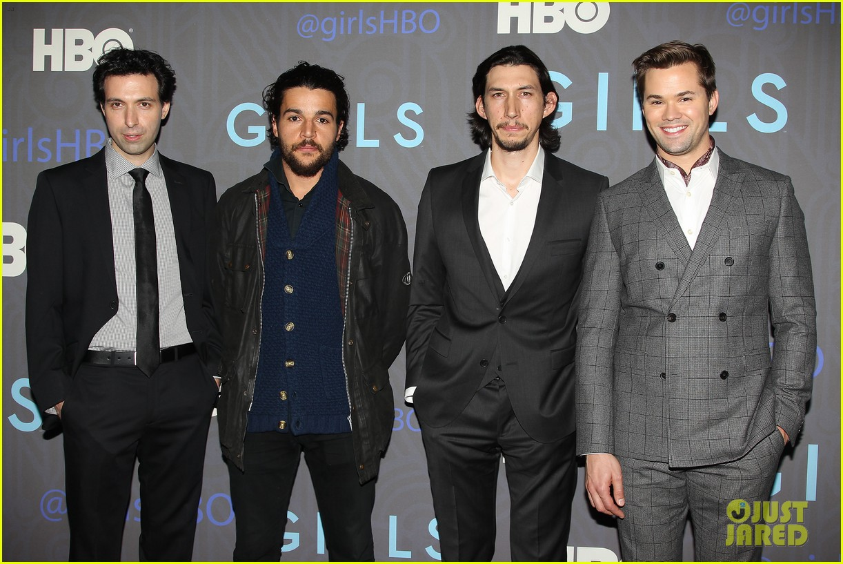 Hbo girls premiere 10