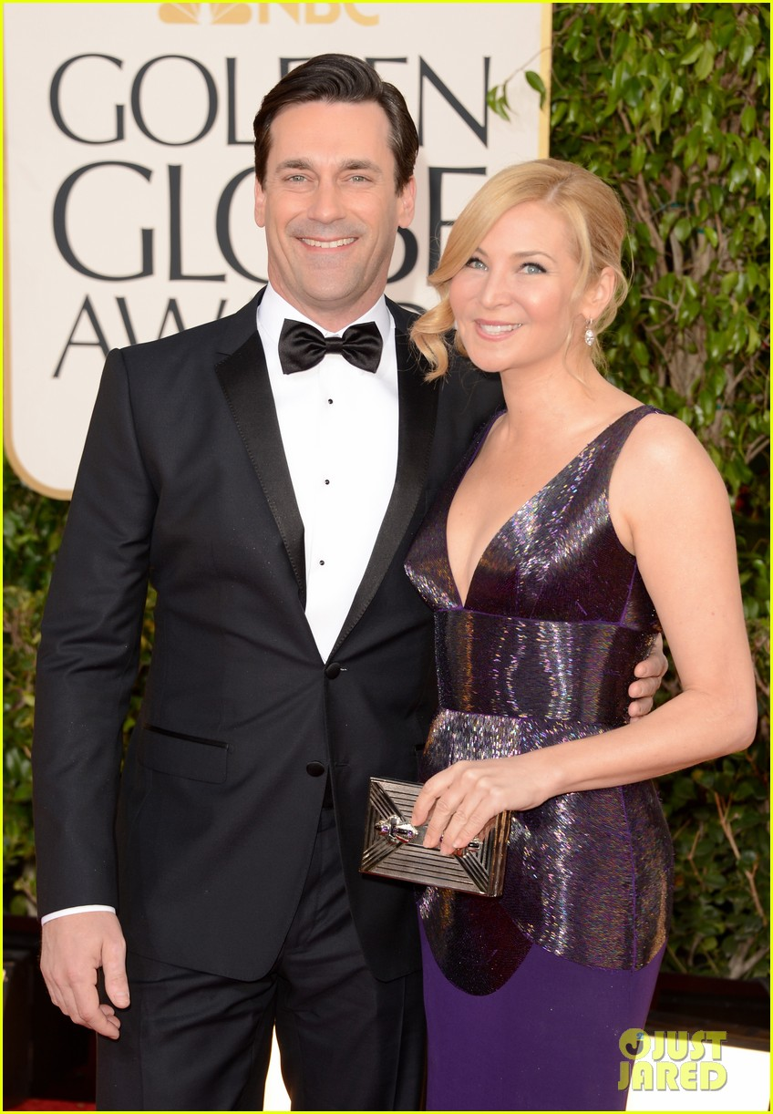 jon hamm golden globes 2013 red carpet 04