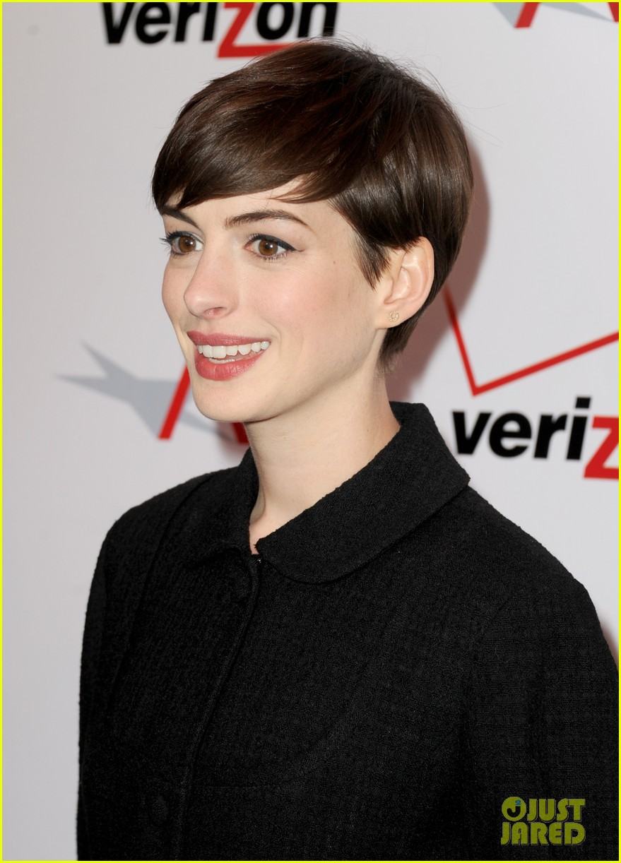 anne hathaway afi awards 2013 red carpet 07
