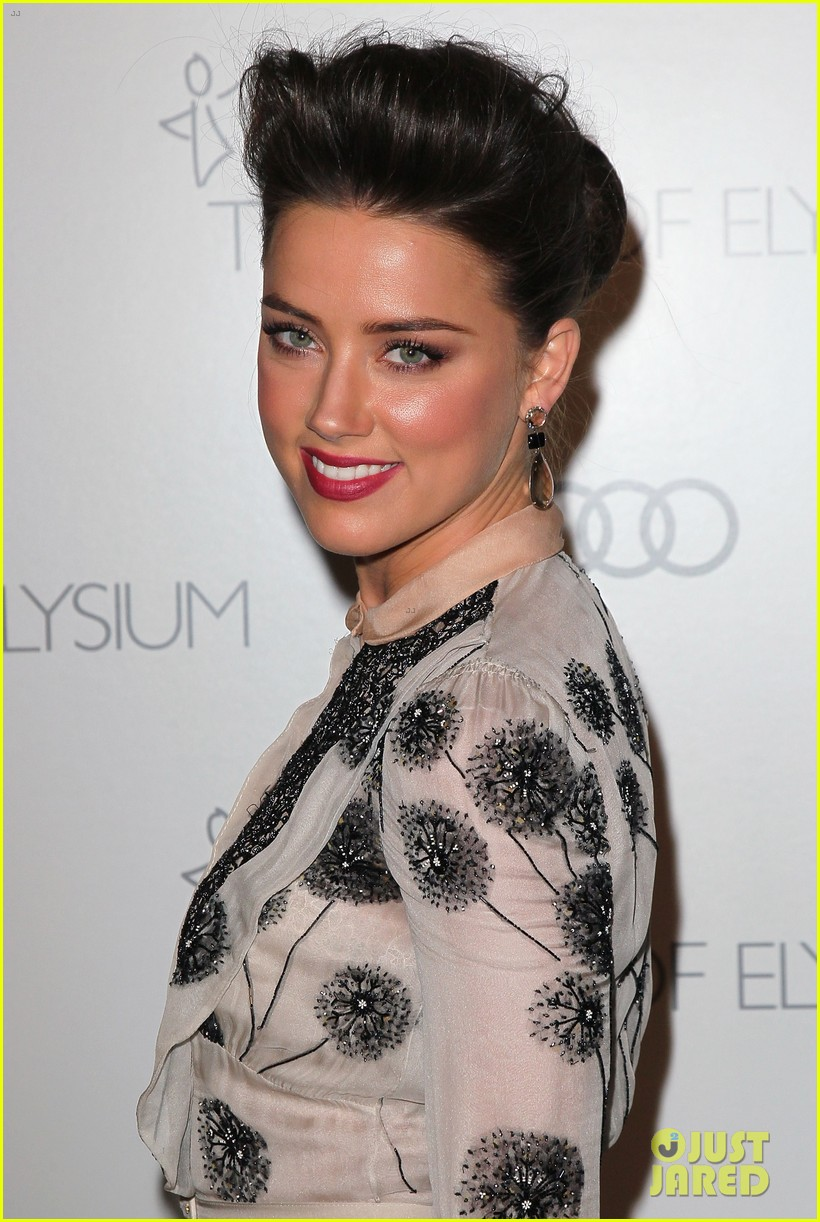 amber heard abigail spencer art of elysium 132790544