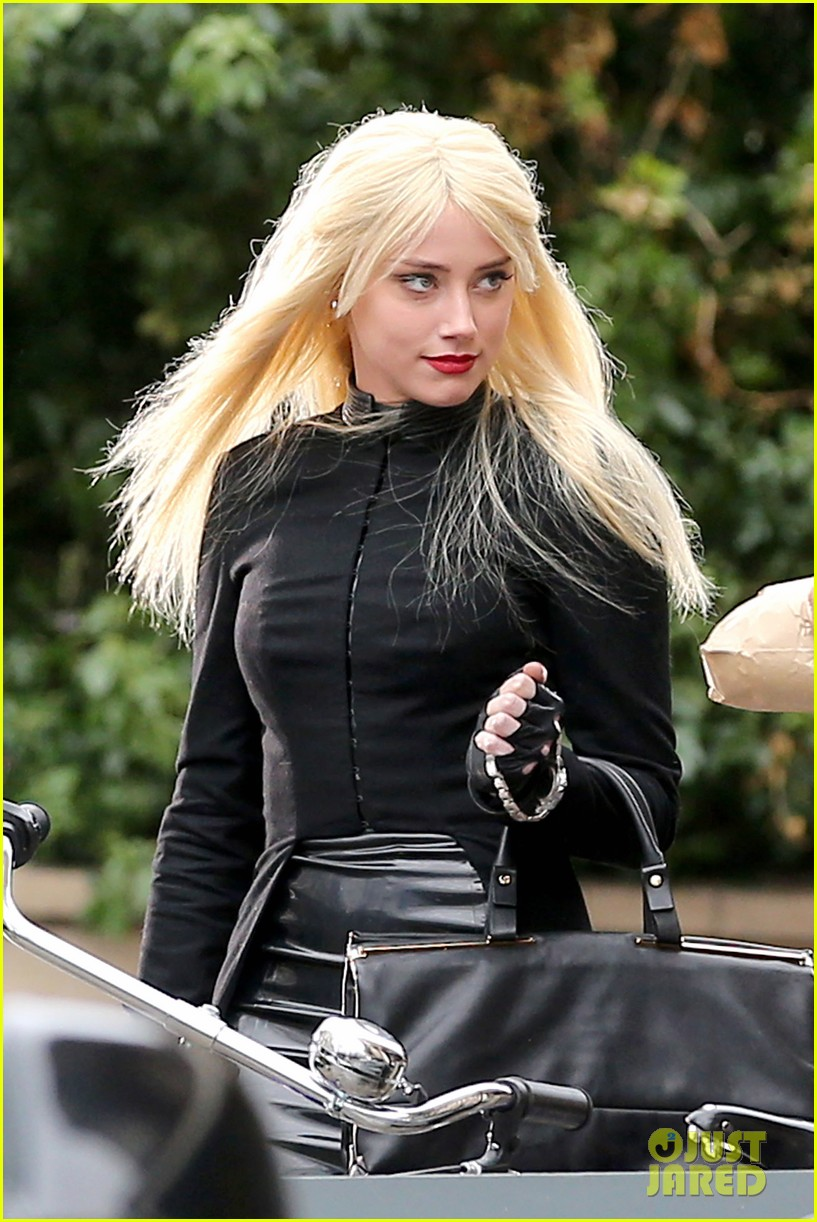 amber heard blonde for three days to kill 04