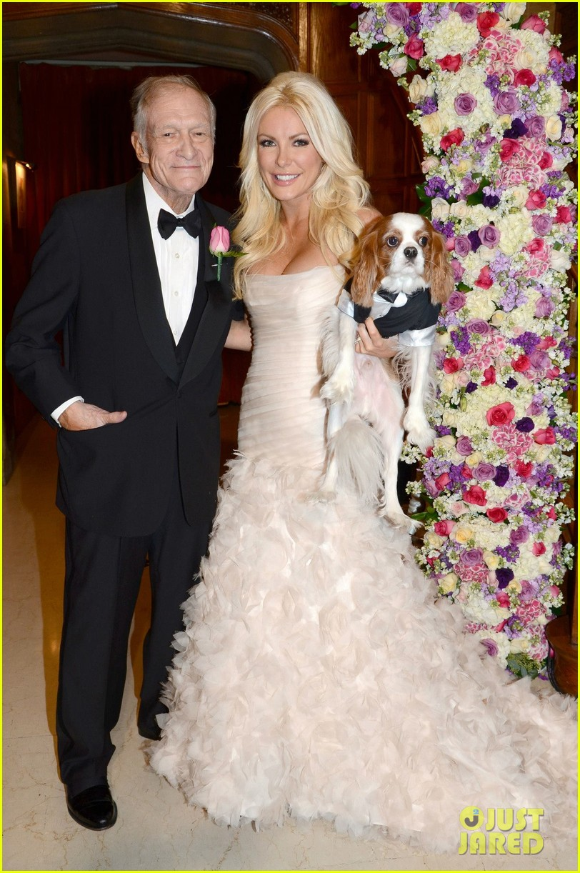 hugh hefner crystal harris wedding pictures revealed 01