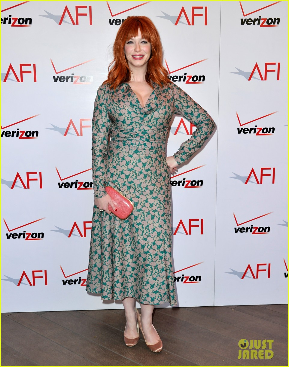 christina hendricks jessica pare afi awards 2013 012789154