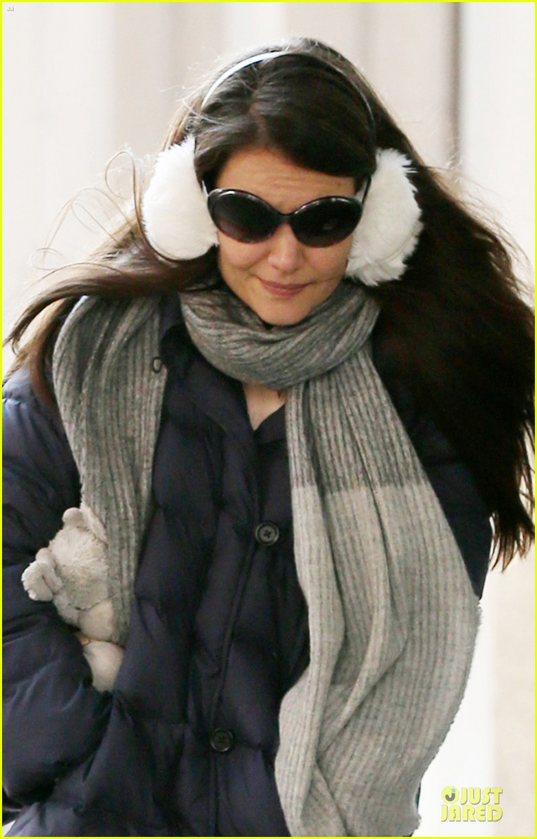 katie holmes & sui jacket matching duo 022785147