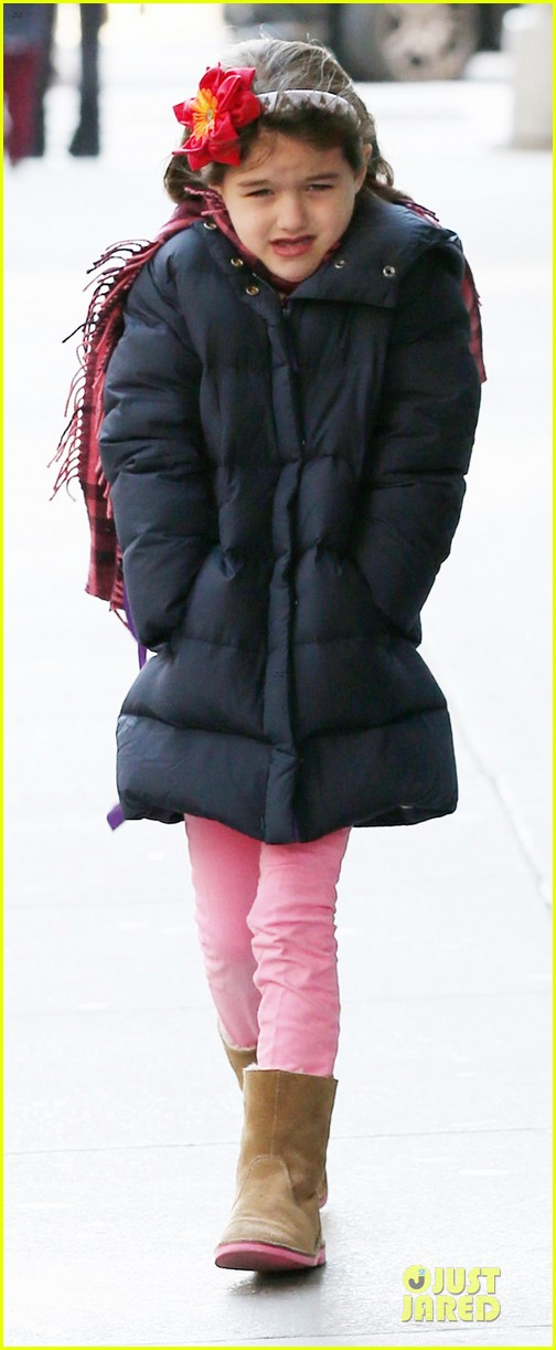 katie holmes & sui jacket matching duo 052785150