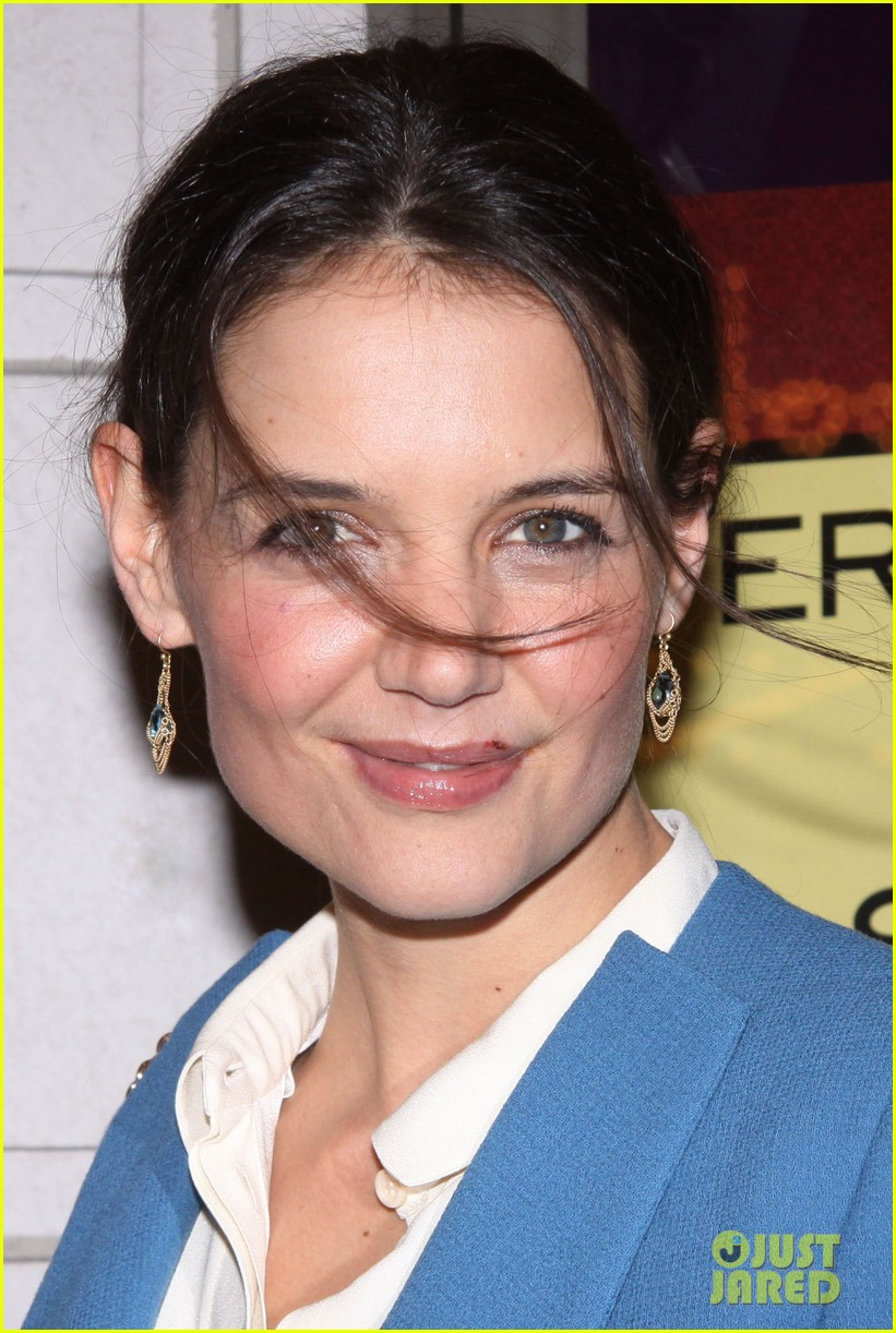 katie holmes the other place broadway opening night 062788959