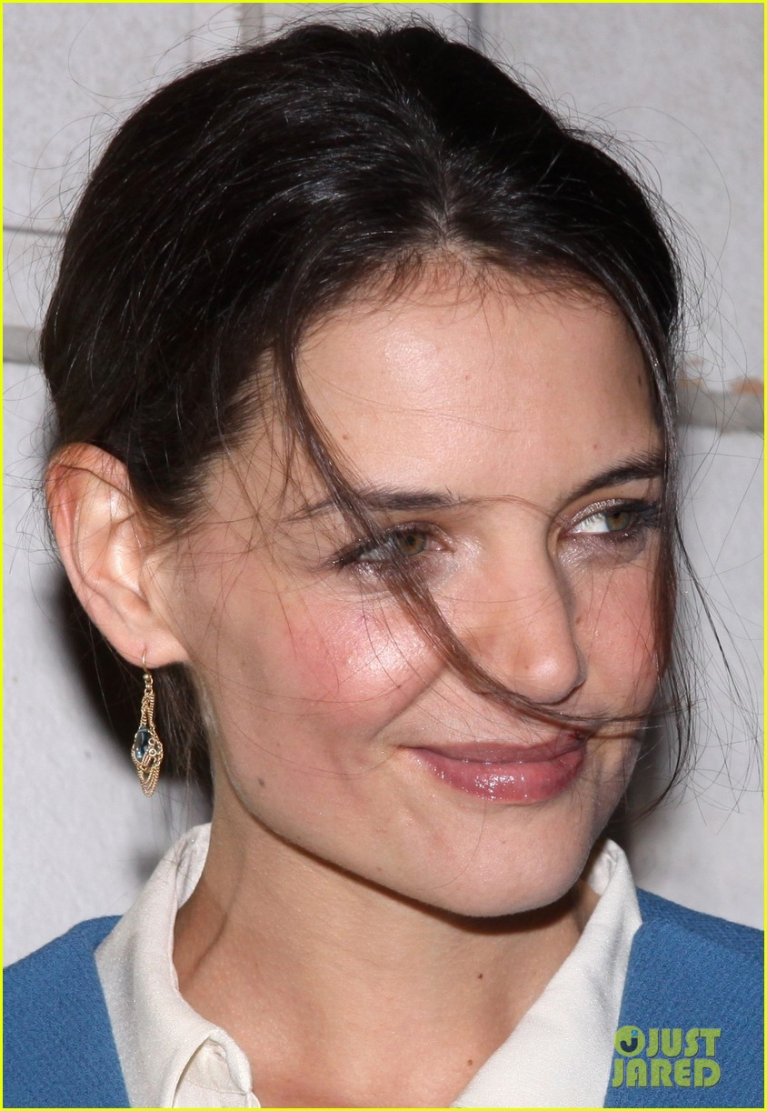 katie holmes the other place broadway opening night 072788960