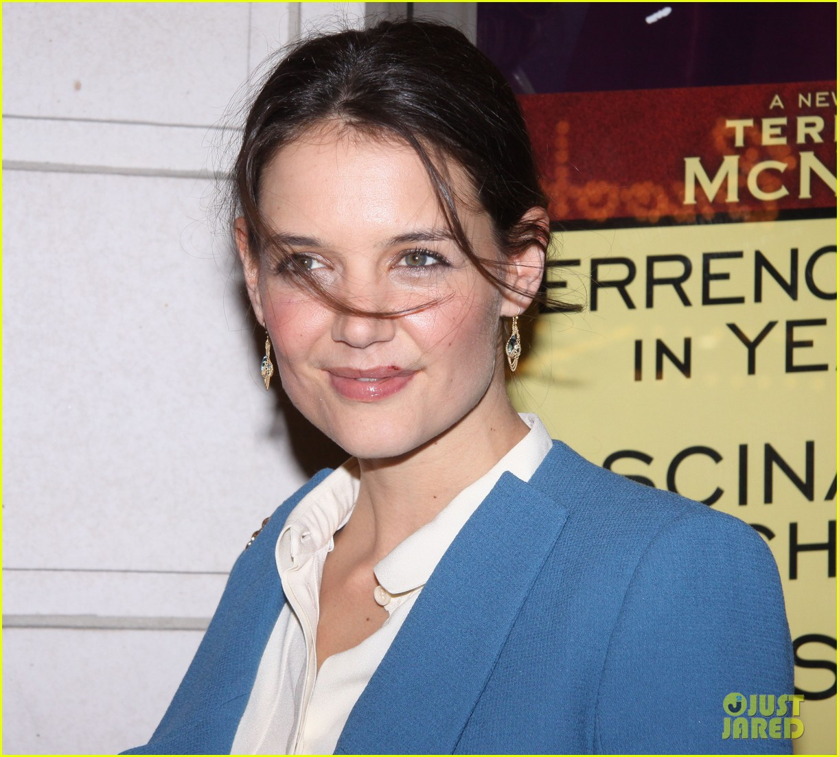 katie holmes the other place broadway opening night 08