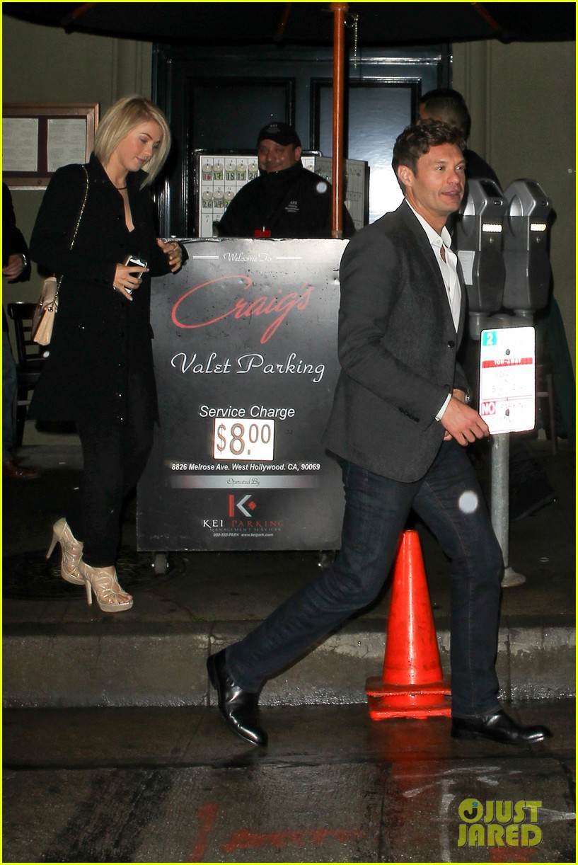 julianne hough ryan seacrest date night 052799320
