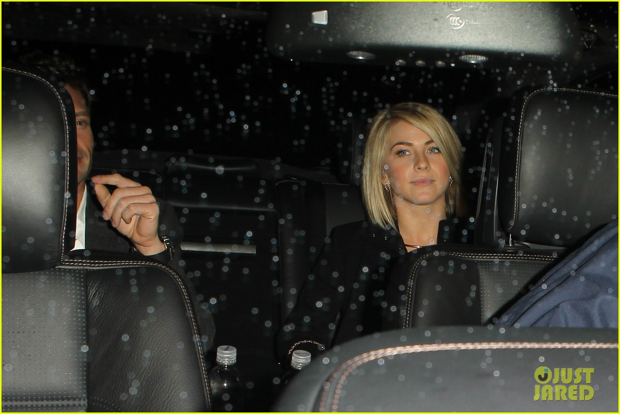 julianne hough ryan seacrest date night 132799328