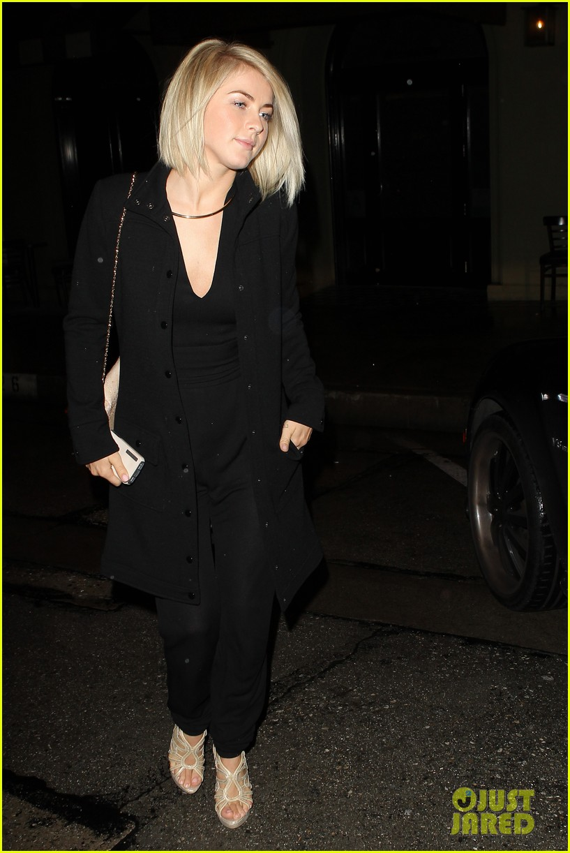 julianne hough ryan seacrest date night 14