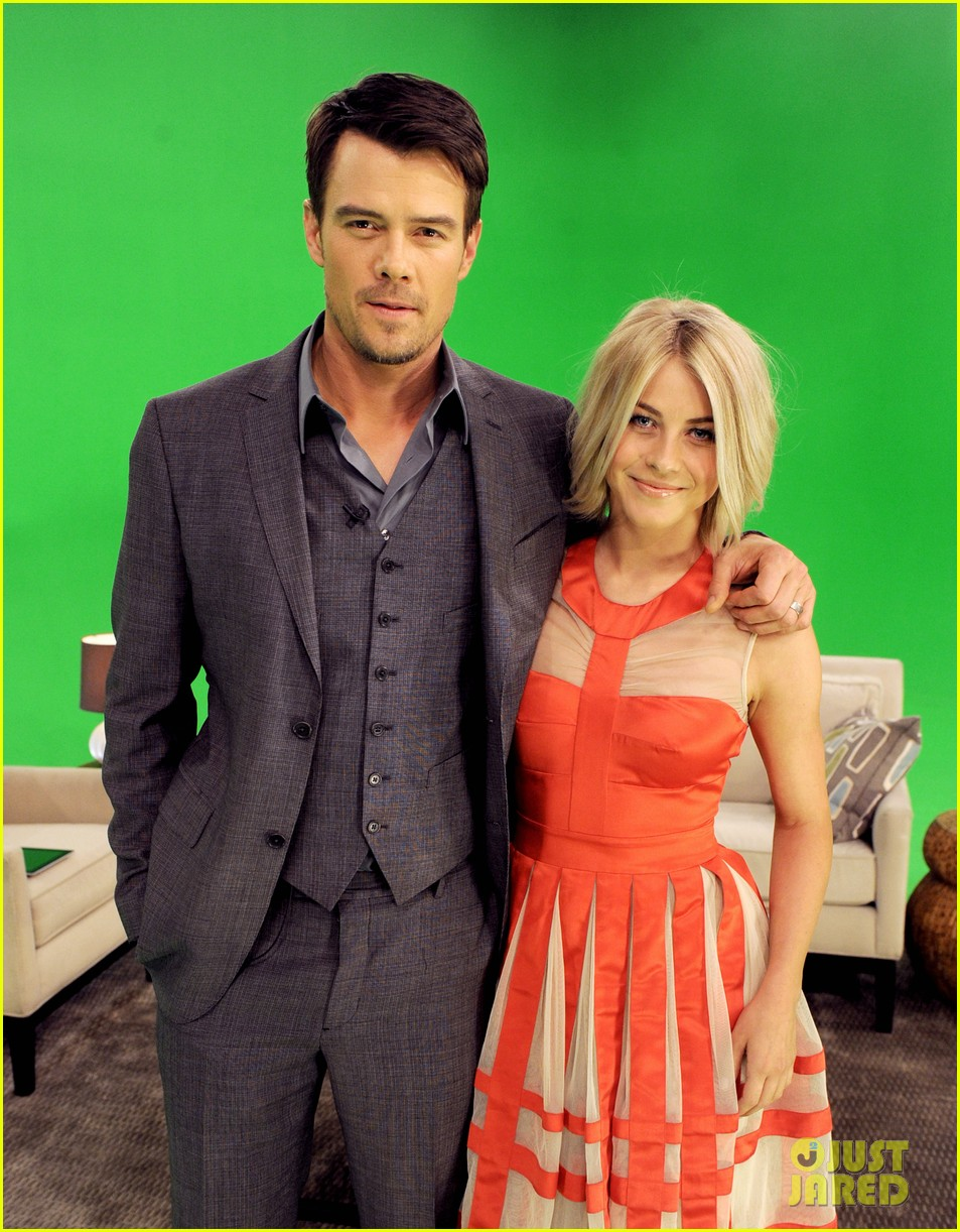 josh duhamel julianne hough a night with safe haven 132794021