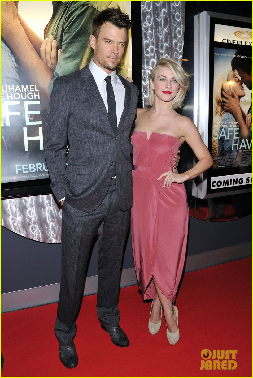 josh duhamel julianne hough safe haven toronto premiere 032796459