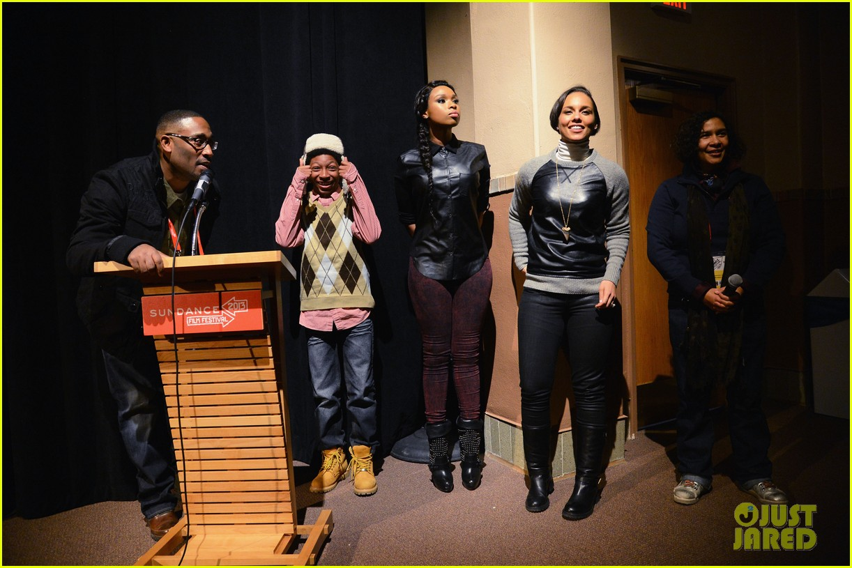 jennifer hudson alicia keys defeat of mister and pete screening 032794104