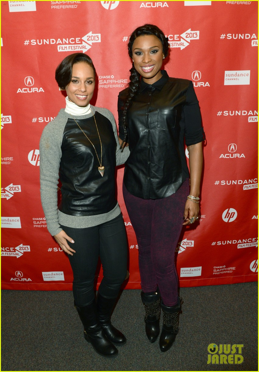 jennifer hudson alicia keys defeat of mister and pete screening 042794105