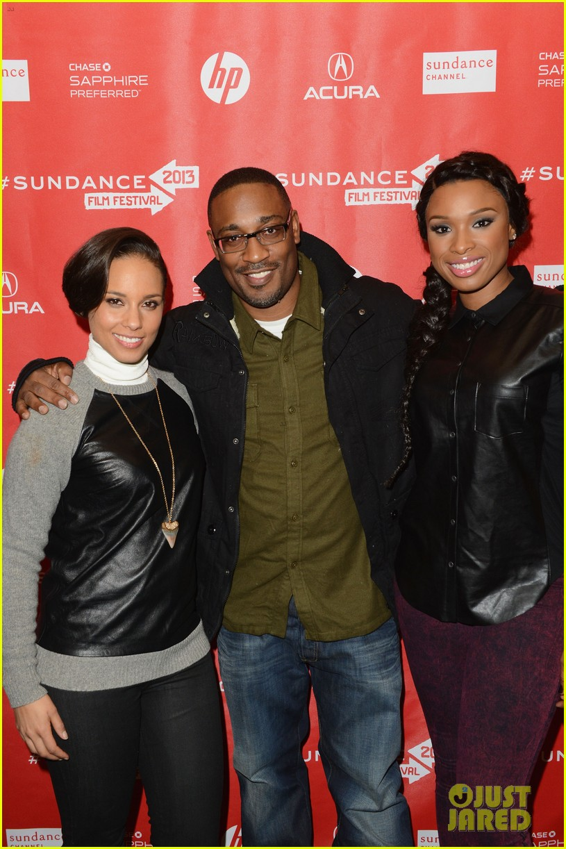 jennifer hudson alicia keys defeat of mister and pete screening 05