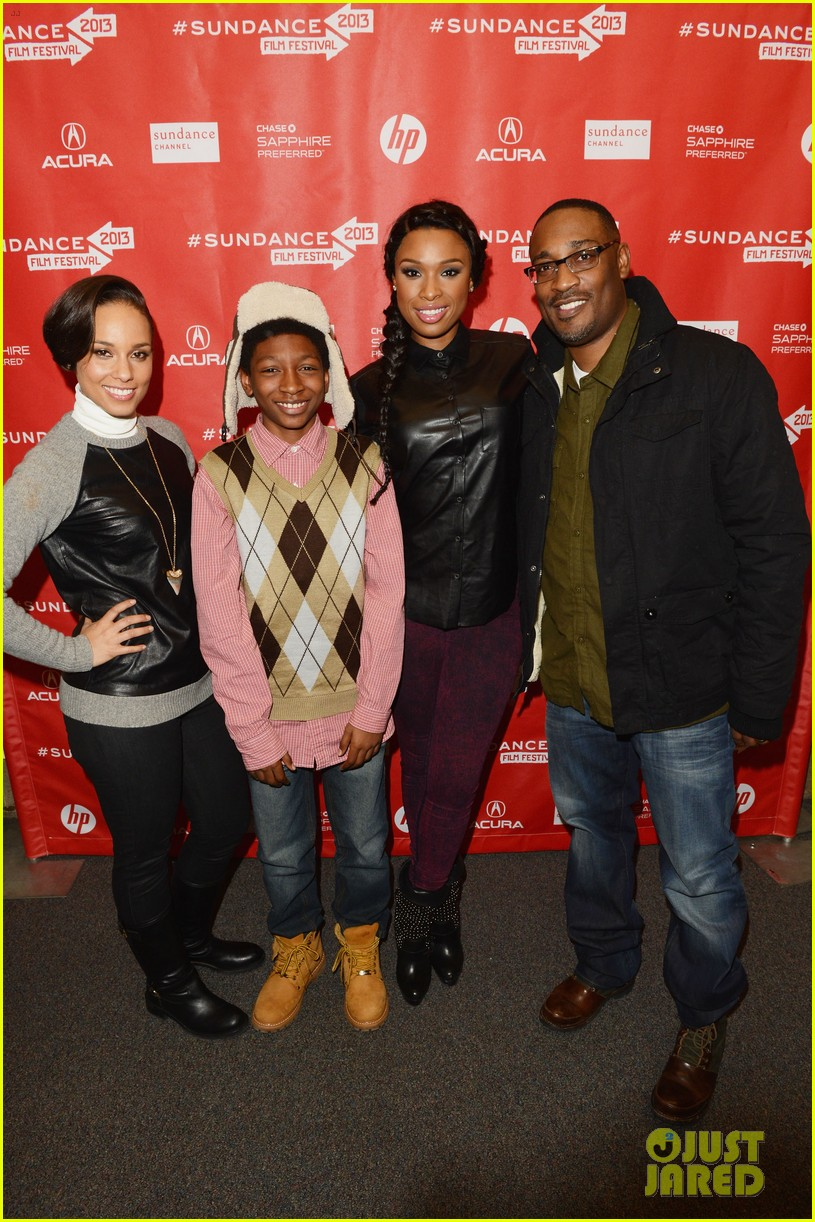 jennifer hudson alicia keys defeat of mister and pete screening 072794108