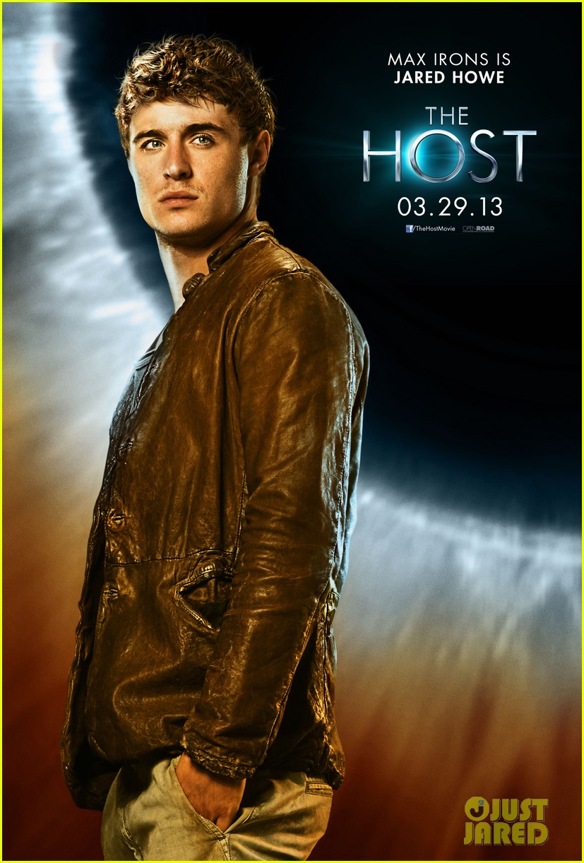 max irons new the host character poster exclusive 012792652