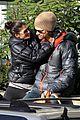 jared padalecki genevieve cortese park playdate with thomas 09