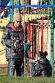 jared padalecki genevieve cortese park playdate with thomas 17