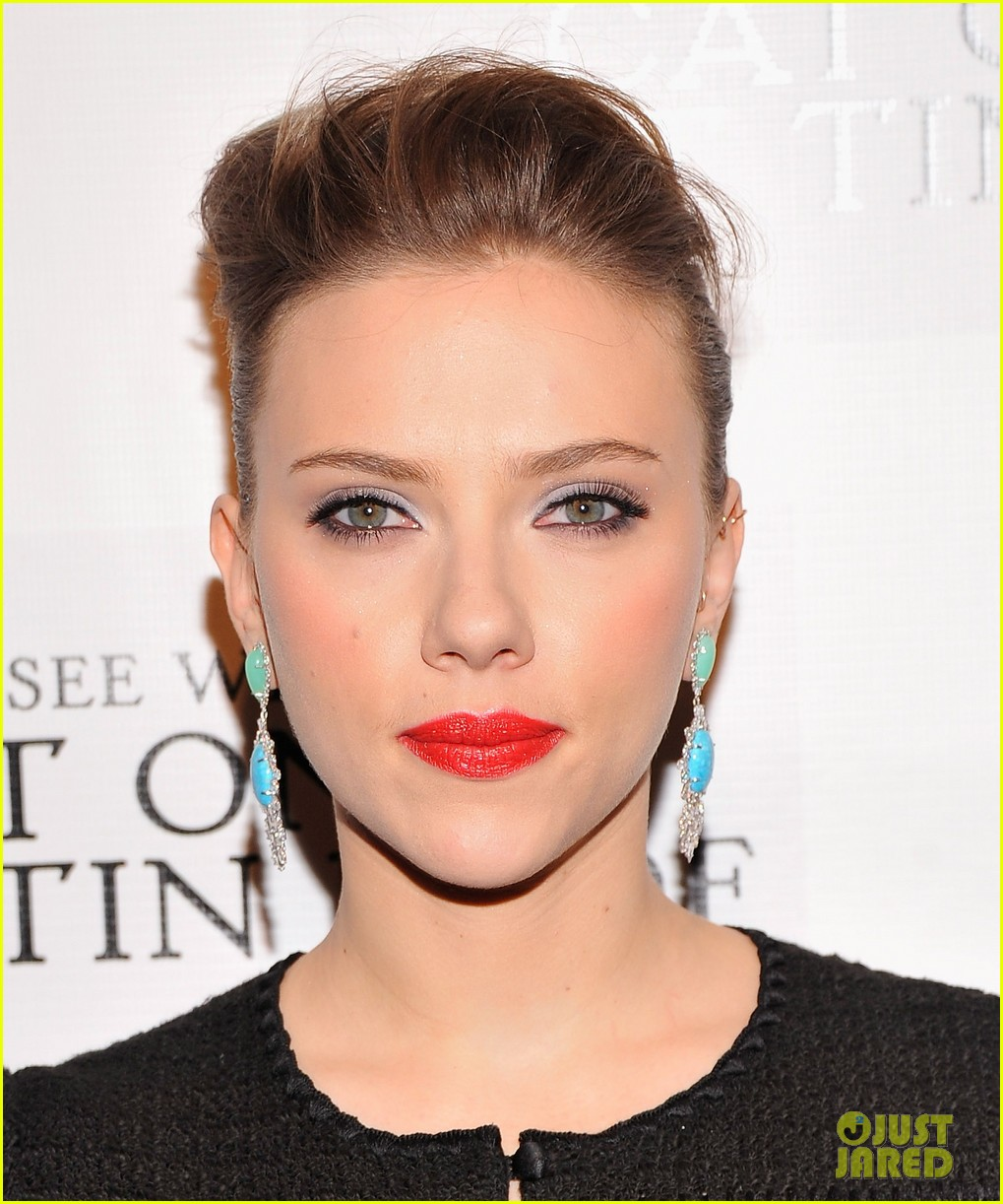 scarlett johansson cat on a hot tin roof opening party 152794075