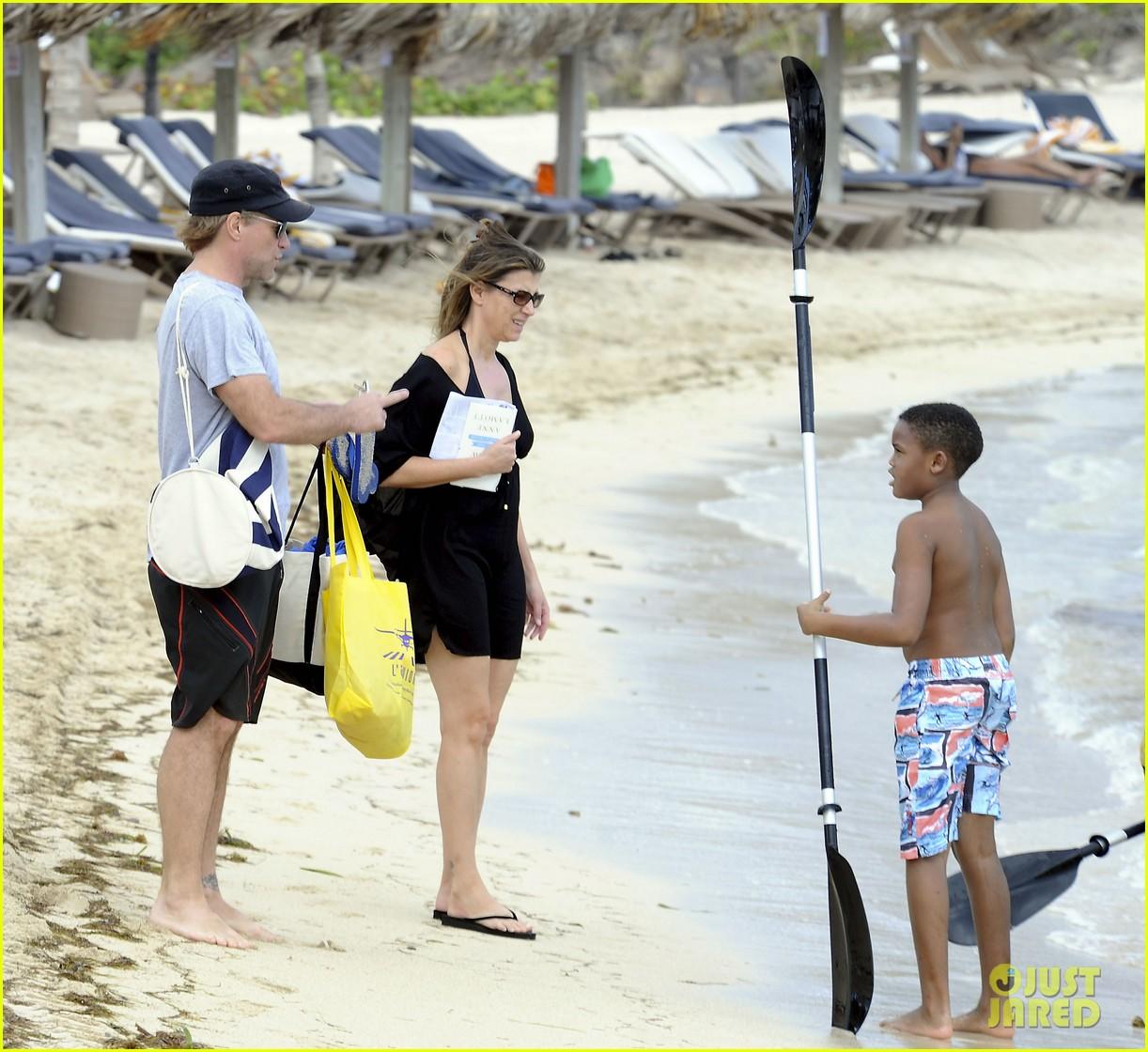 jon bon jovi shirtless sunbathing in st barts 142782968