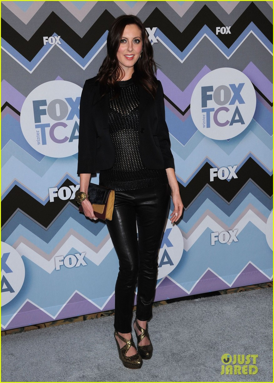 mindy kaling zooey deschanel fox tca all star party 142787594