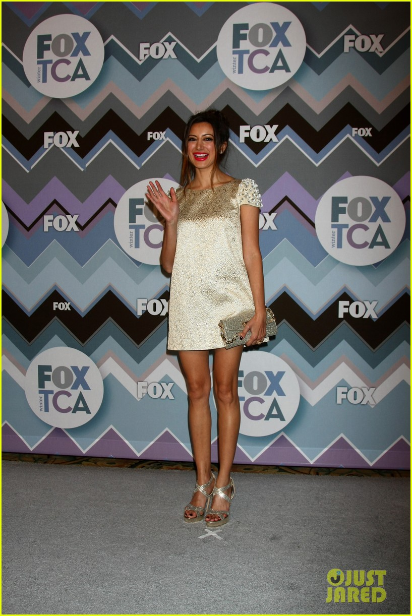 mindy kaling zooey deschanel fox tca all star party 262787606